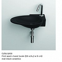 ALSADESIGN-CBF_ Model FIRST_WASH_HAND-mat black ceramics