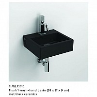 ALSADESIGN-CBF_ Model FLUSH_1-mat black ceramics