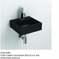 ALSADESIGN-CBF_ Model FLUSH_1- shiny black ceramics