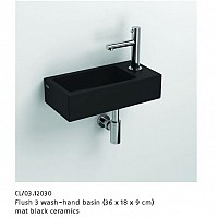 ALSADESIGN-CBF_ Model FLUSH_3-mat black ceramics