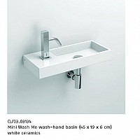 ALSADESIGN-CBF_ Model MINI_WASH_ME - white ceramics