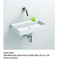 ALSADESIGN-CBF_ Model MINI_WASH_ME- white ceramics