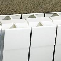 ALSADESIGN-GBr_Model Oscar - detaliu radiator aluminiu