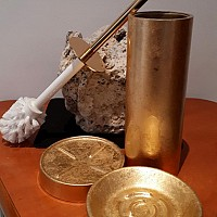 ALSADESIGN-CP-ACB_ set accesorii foita aur STOC